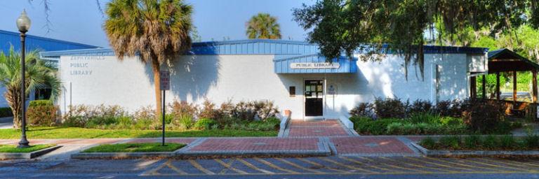 Zephyrhills City Library Branch
