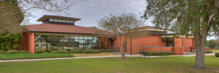 New River Library Building