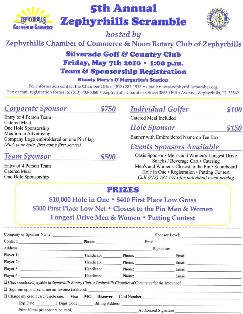 Zephyrhills Golf Scramble0001