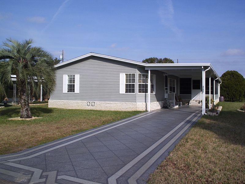 Sandra Avenue Home For Sale in Betmar Acres, Zephyrhills, FL.wmv