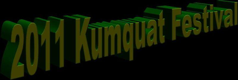Kumquat Festival 2011