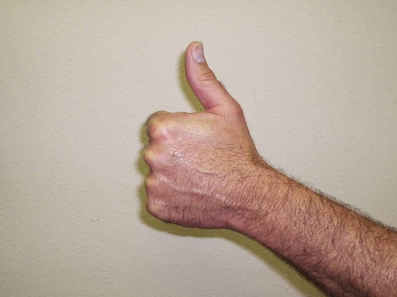 Thumbs Up - JTE