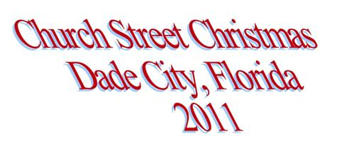Church Street Christimas