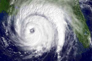 Hurricane Pic - NOAA Pub Domain