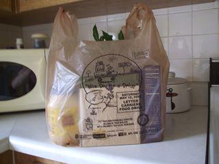 Postal Food Drive