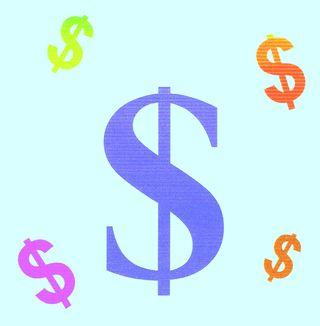 Dollar Signs - JTE