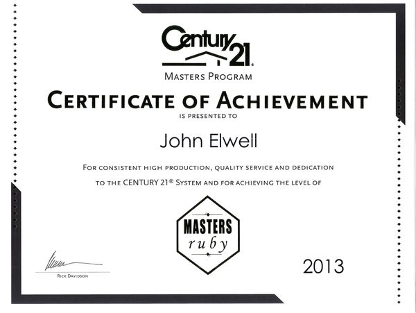 John Elwell Realtor At Century 21 Bill Nye Realty Inc