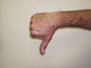 Thumbs Down - JTE