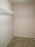 Walk-in Closet - Braddock