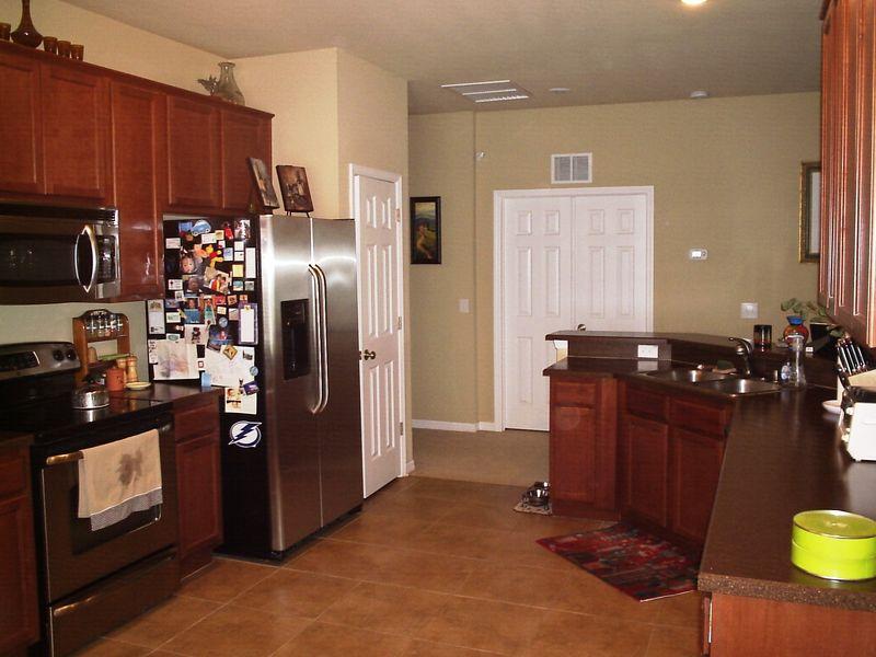 Kitchen 1 - Spring Oak