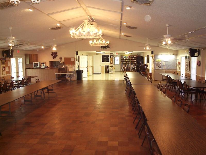 Clubhouse Interior 1
