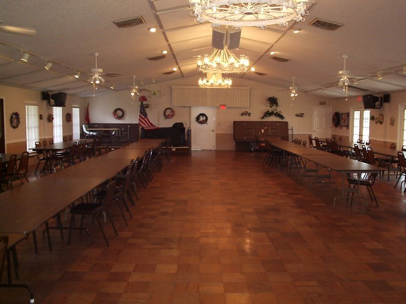 Clubhouse Interior 2