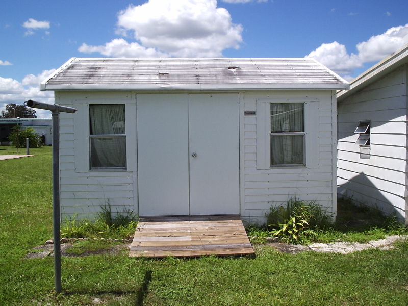 Utility Shed - Exterior - Dale Avenue
