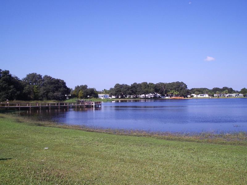 Six Mile Pond
