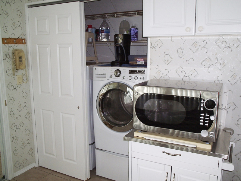 Laundry Area - Fun Way